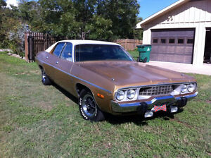 Wanted 1973 PLYMOUTH SATELLITE