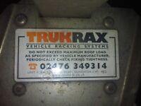 TrukRax heavy duty Ford Escort Mk6 roof rack