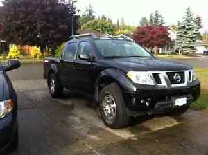 2013 Nissan Frontier CREW CAB PRO 4 Pickup Truck