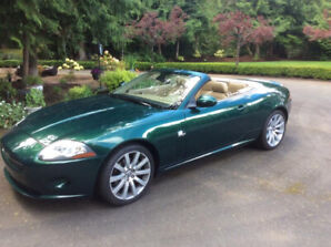 Jag Conertible For Sale