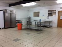 *LAST TWO* commercial kitchens available