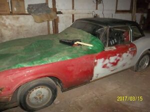 PROJECT CAR - 1973 JENSEN HEALY