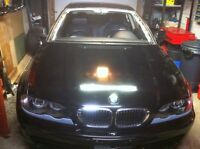 2000 BMW 323ci parts available