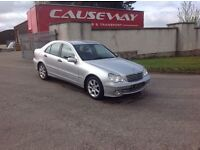 24/7 Trade sales NI Trade prices for the public 2005 Mercedes C220 CDI Classic SE automatic