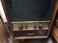 Antique Rogers Majestic TV with Record Player