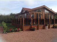 For Sale! New Stately Albion Holiday Lodge, Sited Near Market Bosworth