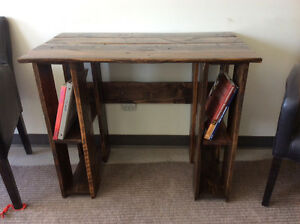 SOLID RECLAIMED WOOD DESK