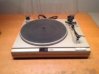Fisher turntable
