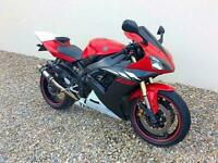 YAMAHA YZF R1 SUPER SPORT - GREAT CLASSIC PERFORMANCE BIKE