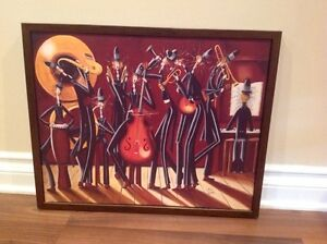 Isabelle Sauvineau painting - NEW