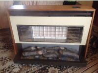 Fireplace gas used good working £65