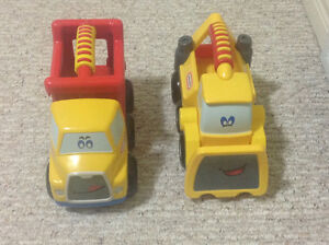Little Tykes Toy trucks and toddler car transformers London Ontario image 3