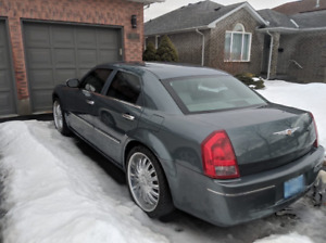CHRYSLER 300 FOR SALE! custom chrome grills, handles, and mirror