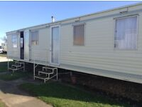 Caravan to let. Cleethorpes. Booking for 2017 only a few dates left in July/August