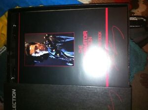 Terminator VHS collectors edition 3 tapes London Ontario image 2