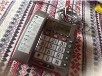 Emergency Telephone - Amplicom PowerTel 50 Alarm Used Good Working £25