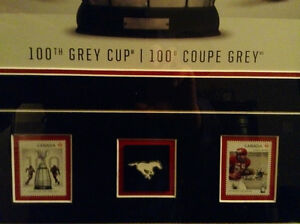CFL® – CALGARY STAMPEDERS LIMITED EDITION SIGNED PRINT-New inBox Gatineau Ottawa / Gatineau Area image 3
