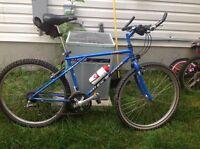 Older bike. Unisex. Needs tune up.