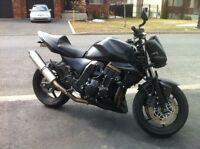 Kawasaki z750 2004