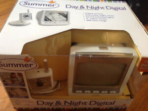 Day/Night digital video monitor