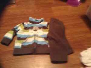 0-3 month girl clothes sleepers/ outfits London Ontario image 8