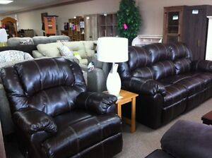 Sofa & Chair Recliner - New