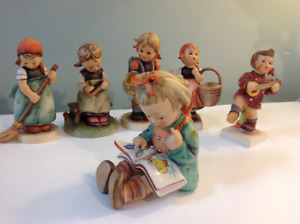 Hummel Figurine Collection: an adorable and enchanting gift!