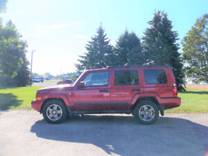 2006 Jeep Commander 4WD- 7 Passenger w/ Just 157K!!  ONLY $6950