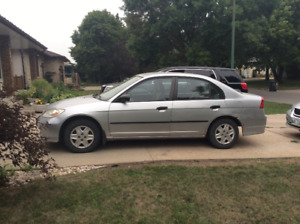 DEAL OF THE WEEK!!!  2004 HONDA CIVIC. AUTOMATIC