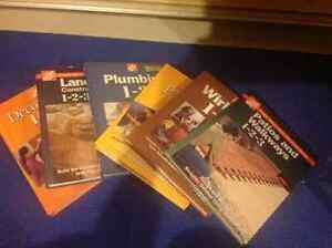 DIY handyman work books