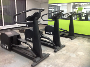 COMMERCIAL GRADE ELIPTICAL TRAINERS AT HALF THE PRICE NEW. $1200