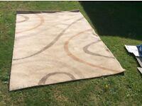 Carpet rug used