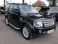 2014 (14) Land Rover Discovery 4 3.0SD V6 ( 255bhp ) Auto 2014MY HSE