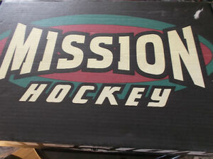 Mens Mission Amp Hockey Skates