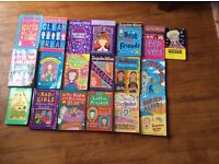 19 Jacqueline Wilson books for sale in very good condition