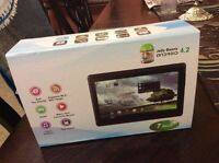 """Android tablet 7"""" with 3G brand new"""