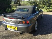 Honda S2000. One owner