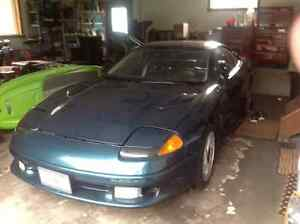 92 DODGE STEALTH RT TWIN TURBO