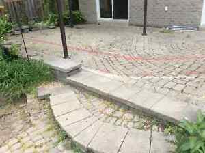 Interlock Patio Stone / Brick