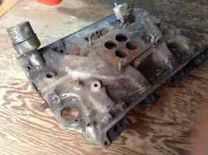 Intake manifold for Ford FE 390 or 352 engine