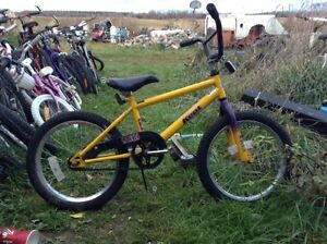 """18"""" and 20"""" boys and girls bikes"""