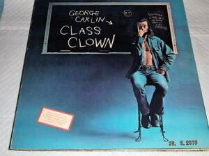 GEORGE CARLIN ALBUM COLLECTION
