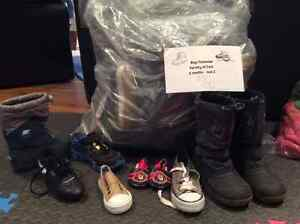 Boys Shoes & Boots Size 6 month - Size 2