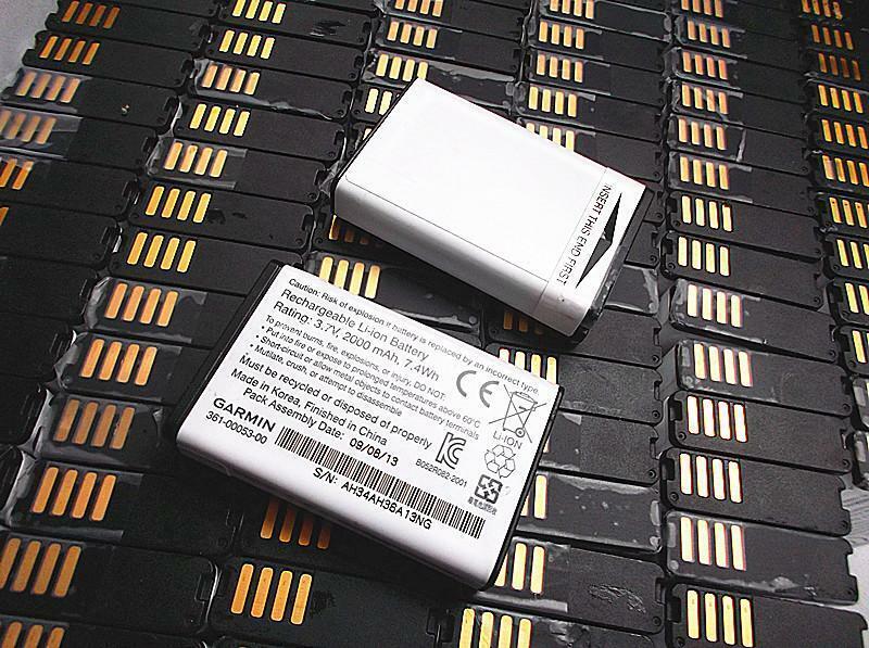Battery Garmin Virb Montana 650 600T 650T 600 Camo 361-00053-00