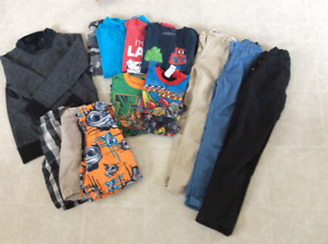 Boys clothes size 6-7