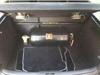 Vw golf mk4 air ride system (2 way)