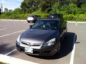 2006 Honda Accord EXL Sedan V6