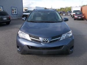 2013 TOYOTA RAV4 LE AWD NEW MVI CLEAN CARPROOF NEW WINTER TIRES