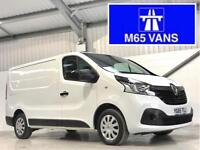 RENAULT TRAFIC BUSINESS+ 1.6dCi LOW MILEAGE SL27 115PS SWB L1H1 LOW ROOF AIR CON