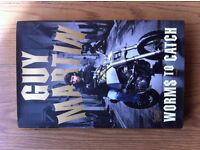 Guy Martin book Worms To Catch